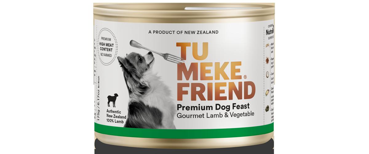 Gourmet Lamb & Vegetable - Wet Dog Food