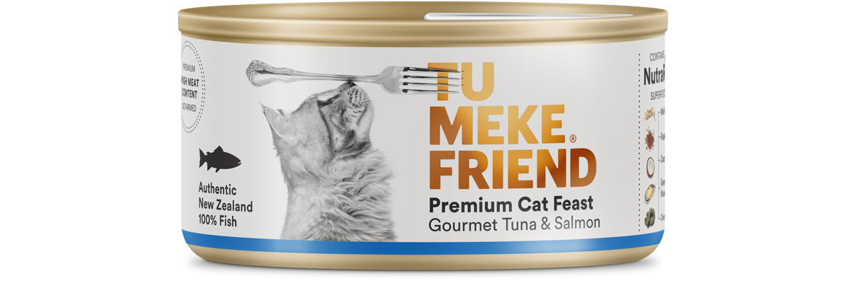 Gourmet Tuna & Salmon - Wet Cat Food