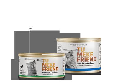 Tu Meke Air Dried Food Comp Cat