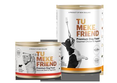Tu Meke Air Dried Food Comp Dog