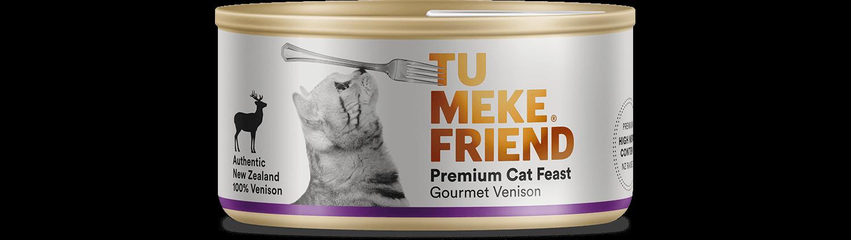 珍馐鹿肉猫罐头