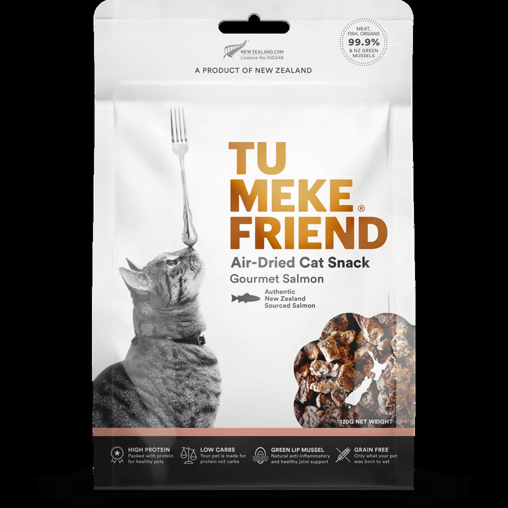 Gourmet Salmon - Air Dried Cat Food